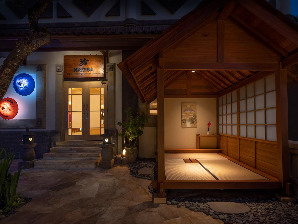 Nagisa Japanese Izakaya Experience Hotel Nikko Bali Benoa Beach